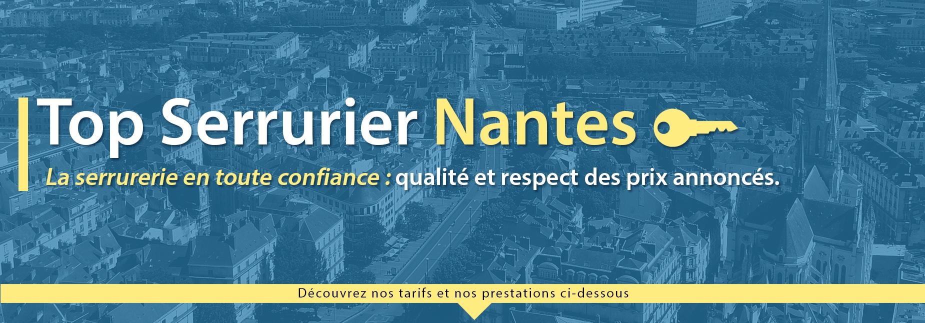 Serrurier Top Serrurier Nantes